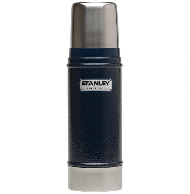 Термос Stanley Classic 0.47L Vacuum Bottle Hammertone Navy