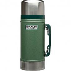 Термос Stanley Classic 0.7L Vacuum Food Jar Hammertone Green