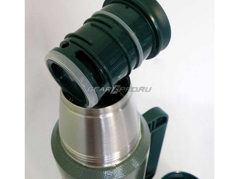 Термос Stanley Legendary Classic 1L Dark-Green 10-01254-038
