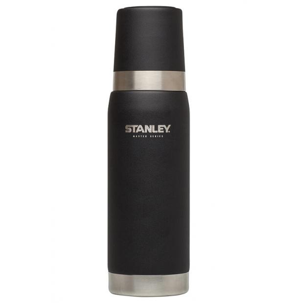 Термос Stanley Master 0.75L Vacuum Bottle Black