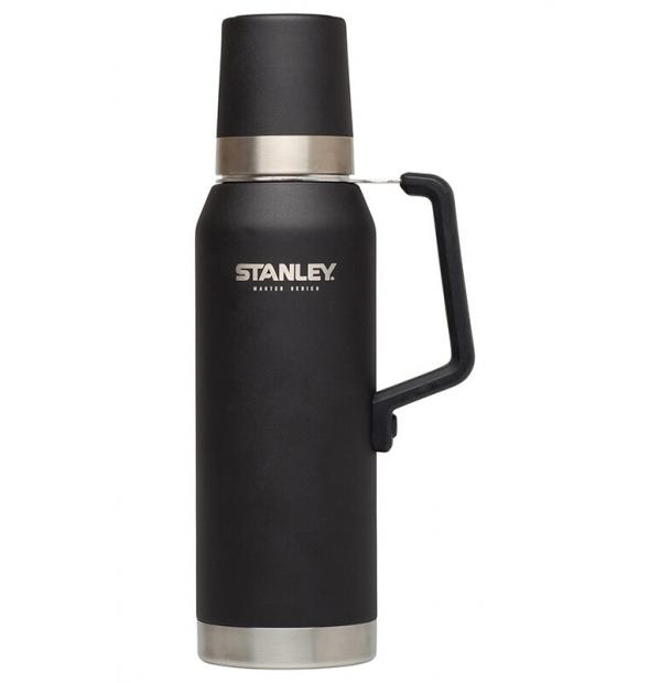 Термос Stanley Master 1.3L Vacuum Bottle Black