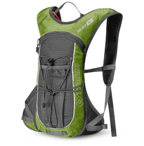 Рюкзак Trimm Adventure Biker Green/Dark Grey 6L