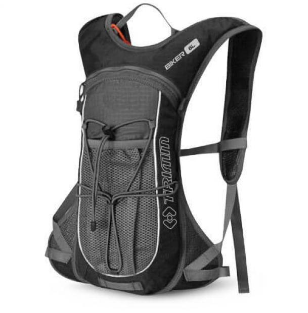 Рюкзак Trimm Adventure Biker Black/Dark Grey 6L