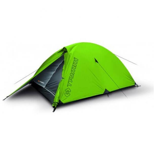 Палатка туристическая Trimm Alfa D 2+1 Green