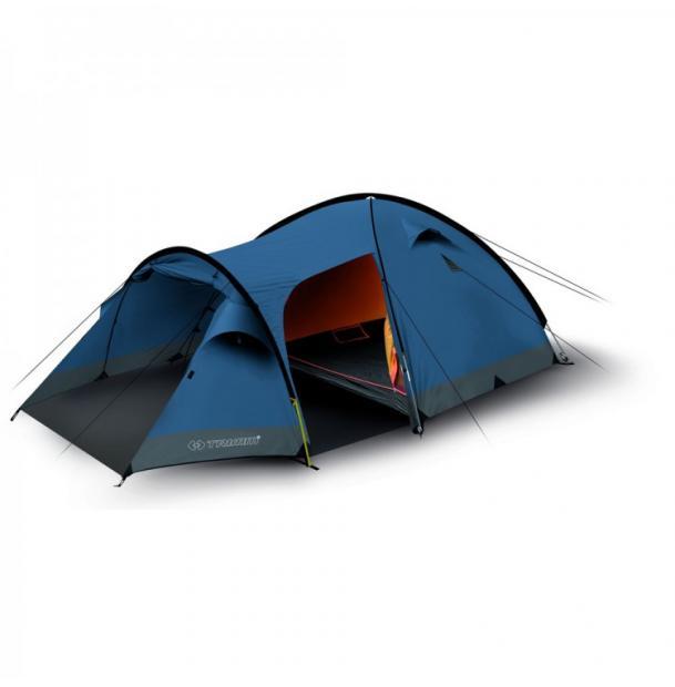 Палатка туристическая Trimm Camp II 4+1 Blue