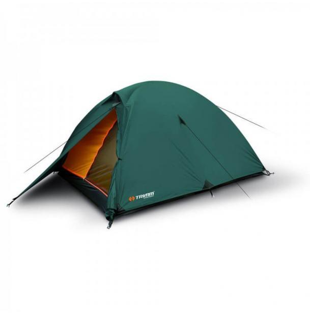 Палатка туристическая Trimm Hudson 3+1 Green