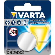 Батарейка литиевая VARTA Professional Electronics CR2032
