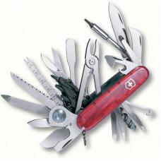 Мультитул Victorinox SwissChamp XLT, 91 mm, 49 Functions, Red
