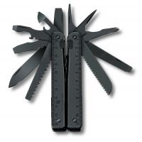 Мультитул Victorinox SwissTool BS, 115 mm, 29 Functions, Black