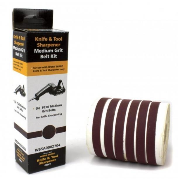 Набор сменных ремней Work Sharp WSKTS P220