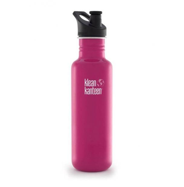 Бутылка Klean Kanteen Classic Sport 27oz 800 ml Wild Orchid