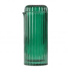 Графин стеклянный Doiy Saguaro зеленый