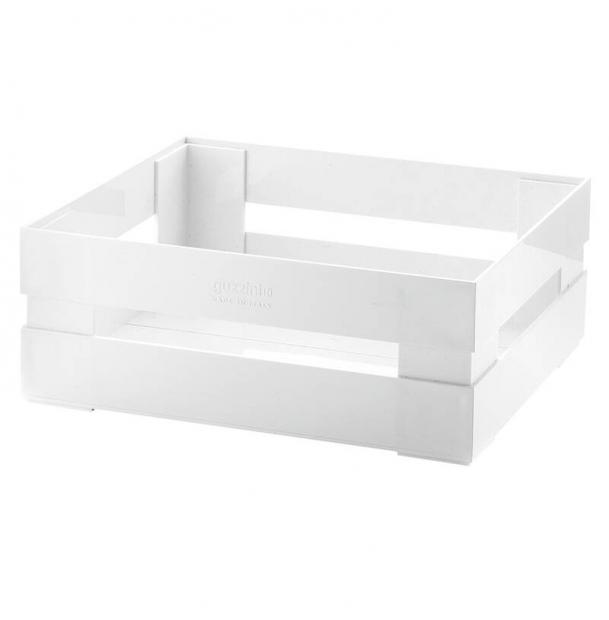 Ящик для хранения Guzzini Tidy & Store L белый