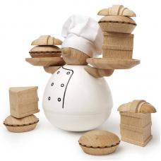Игра Уравновесь пекаря Kikkerland GG173