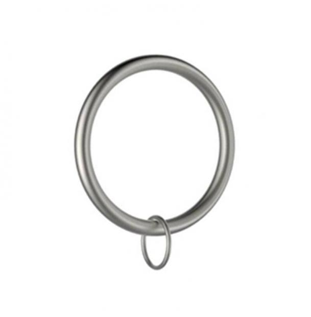 Кольца Для Карниза Umbra Link Серебристые