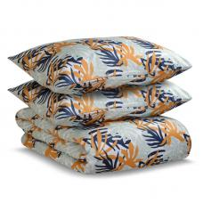 Комплект постельного белья двуспальный Tkano Leaves Wild