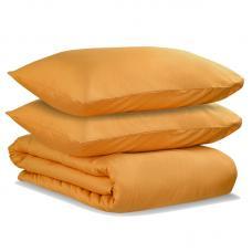 Комплект постельного белья двуспальный Tkano шафран Wild