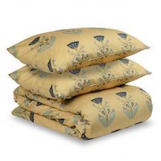 """Комплект постельного белья сатин Tkano Essential 1.5-спальный """"Летний цветок"""""""