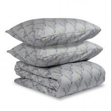 """Комплект постельного белья сатин Tkano Essential 1.5-спальный """"Соцветие"""""""