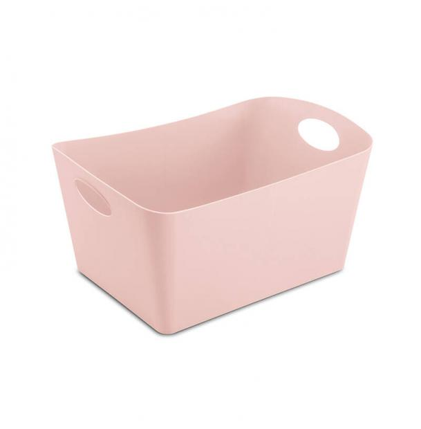 Контейнер для хранения Koziol Boxxx M розовый