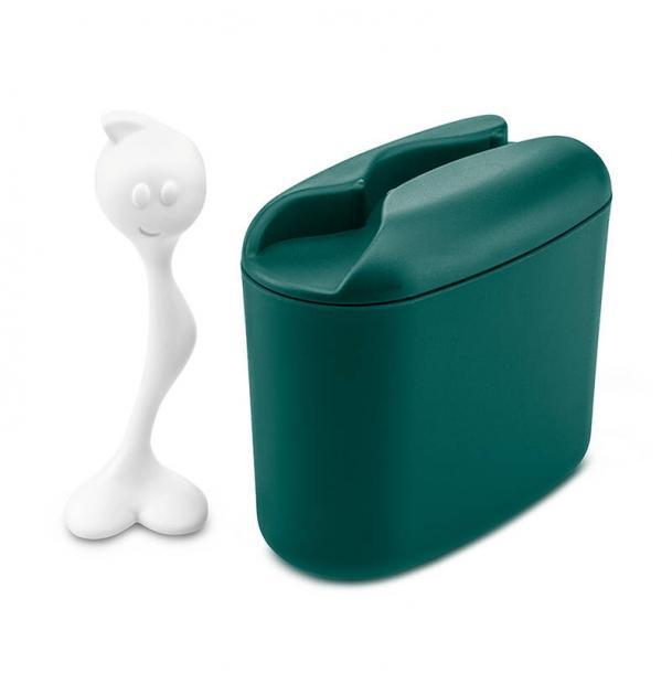 Контейнер для хранения продуктов Koziol Hot Stuff M зелёный