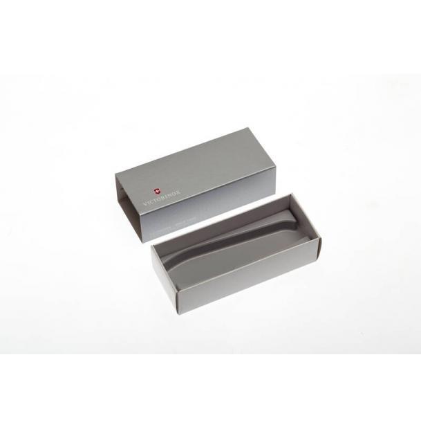 Коробка для ножей VICTORINOX 111 мм толщиной до 6 уровней, картонная, серебристая