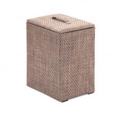 Корзина для мусора Casy Home коричневая