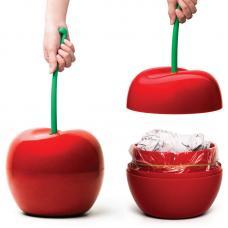 Корзина для мусора Qualy Cherry