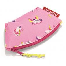 Кошелек детский для мелочи Reisenthel ABC friends pink