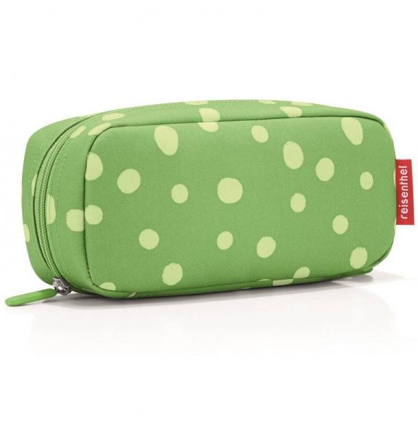 Косметичка Reisenthel multicase spots green