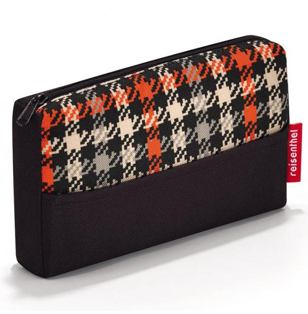 Косметичка Reisenthel Pocketcase glencheck red