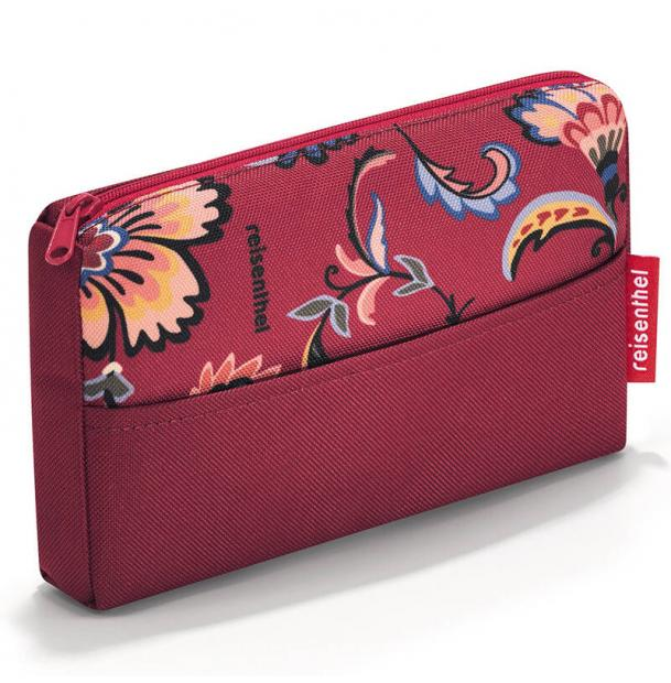 Косметичка Reisenthel Pocketcase paisley ruby