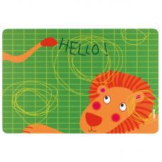 Коврик сервировочный детский Guzzini Hello лев