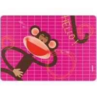 Коврик сервировочный детский Guzzini Hello обезьяна