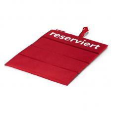 Коврик складной Reisenthel seatpad red