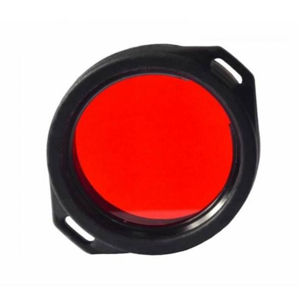 Красный фильтр Armytek для фонарей Prime/Partner A005FPP