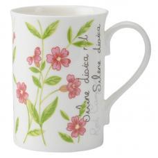 Кружка Botanic Price & Kensington 300 мл розовая P_0043.007pk