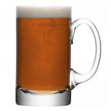 Кружка для пива прямая LSA International Bar 750 мл