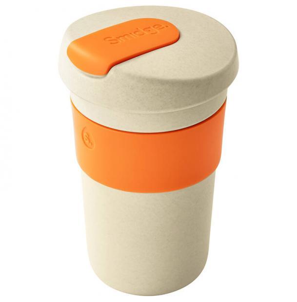 Кружка для кофе Smidge 400 мл Sand & Citrus