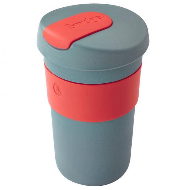 Кружка для кофе Smidge 400 мл Storm & Coral