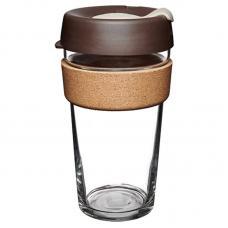 Кружка KeepCup Brew Cork 454 мл Almond