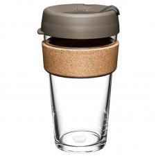 Кружка KeepCup Brew Cork L 454 мл Latte