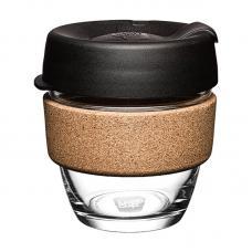 Кружка KeepCup Brew Cork S 227 мл Black