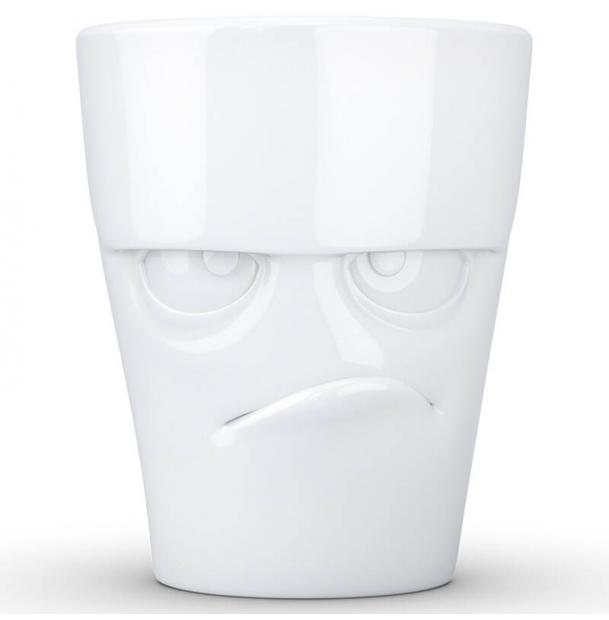 Кружка Tassen Grumpy 350 мл белая T01.81.01