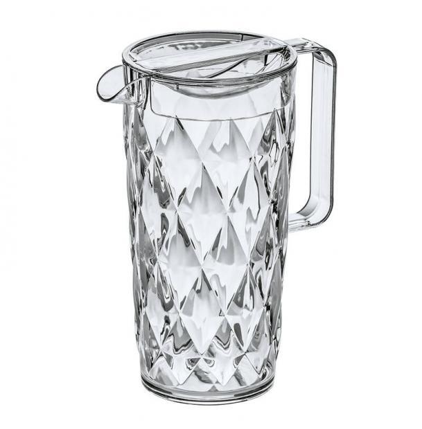 Кувшин Koziol Crystal 16 л прозрачный