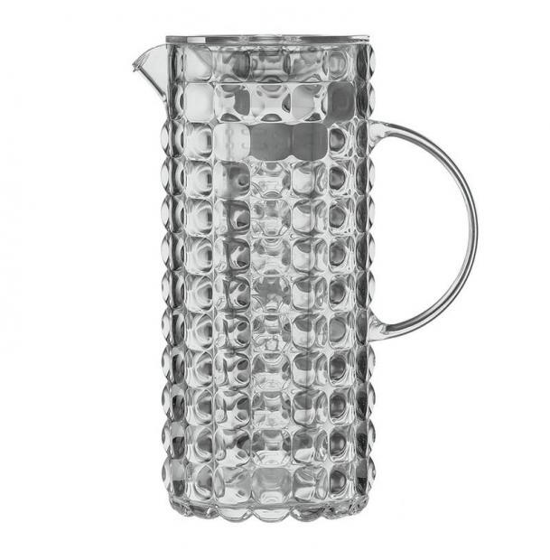 Кувшин с фильтром Guzzini Tiffany серый