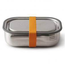 Ланч-бокс Black+Blum 1 л оранжево-серый