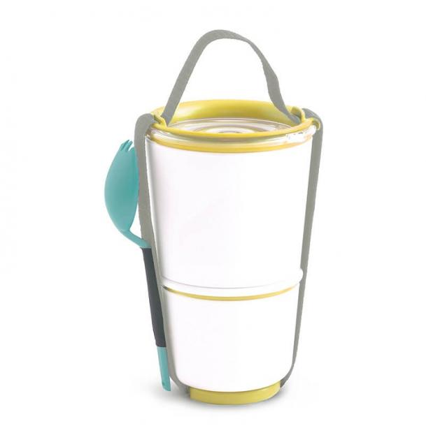Ланч бокс Black+Blum Lunch Pot Yellow