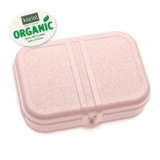 Ланч-бокс Koziol Pascal L organic розовый