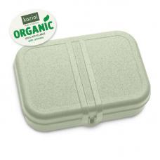 Ланч-бокс Koziol Pascal L Organic  зелёный
